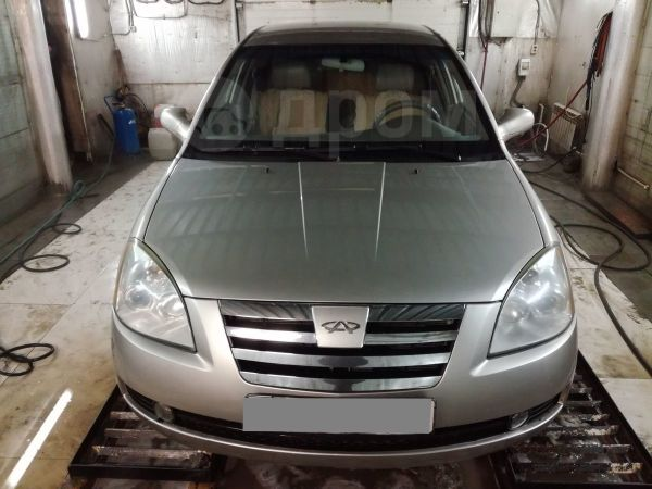 Chery Fora A21, 2007 год, 140 000 руб.