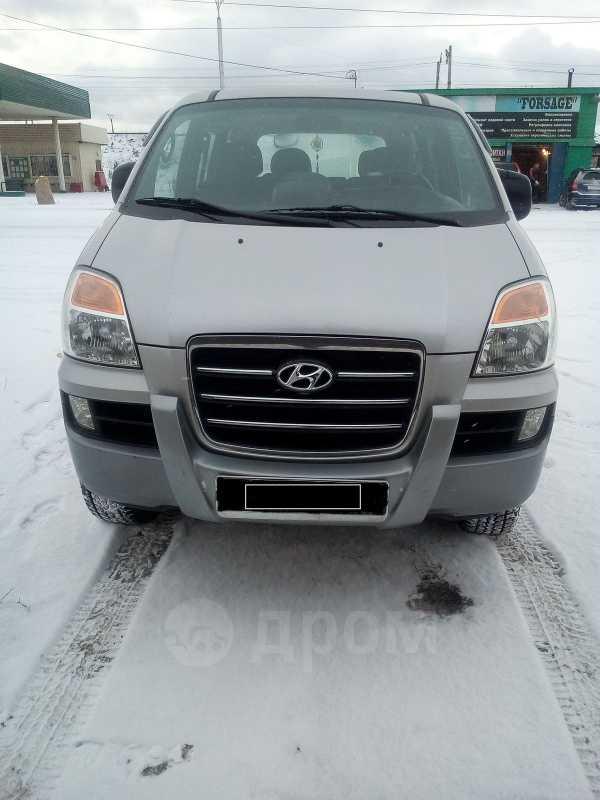 Hyundai Starex, 2006 год, 650 000 руб.