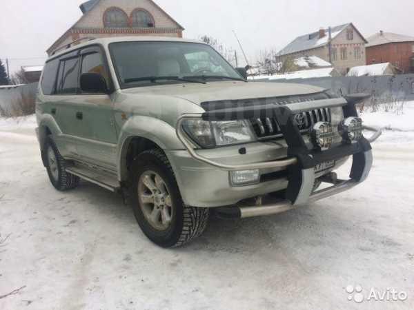 Toyota Land Cruiser Prado, 2000 год, 790 000 руб.