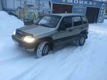 Новокузнецк Niva 2007