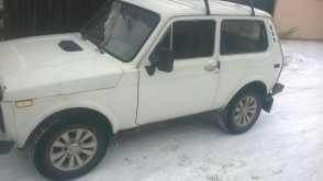 Минусинск 4x4 2121 Нива 1995
