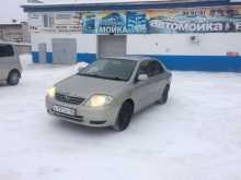 Томск Королла 2002