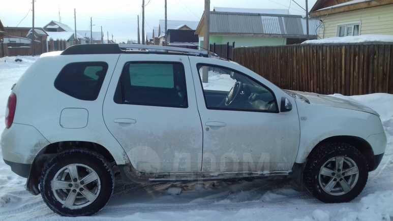Renault Duster, 2012 год, 370 000 руб.