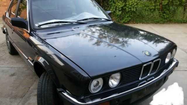 BMW 3-Series, 1986 год, 69 000 руб.