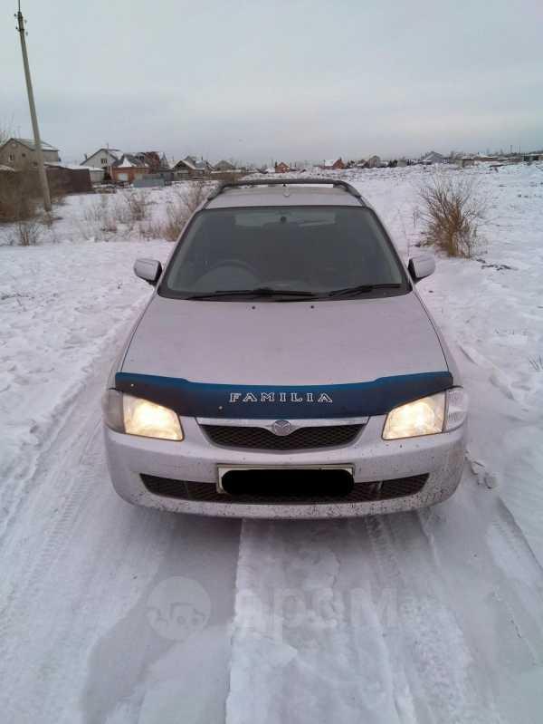 Mazda Familia S-Wagon, 1998 год, 170 000 руб.