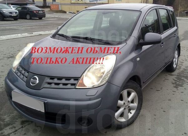 Nissan Note, 2008 год, 330 000 руб.