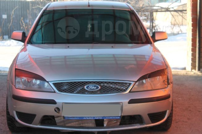 Ford Mondeo, 2004 год, 270 000 руб.