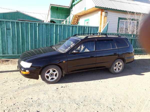 Toyota Caldina, 1994 год, 170 000 руб.