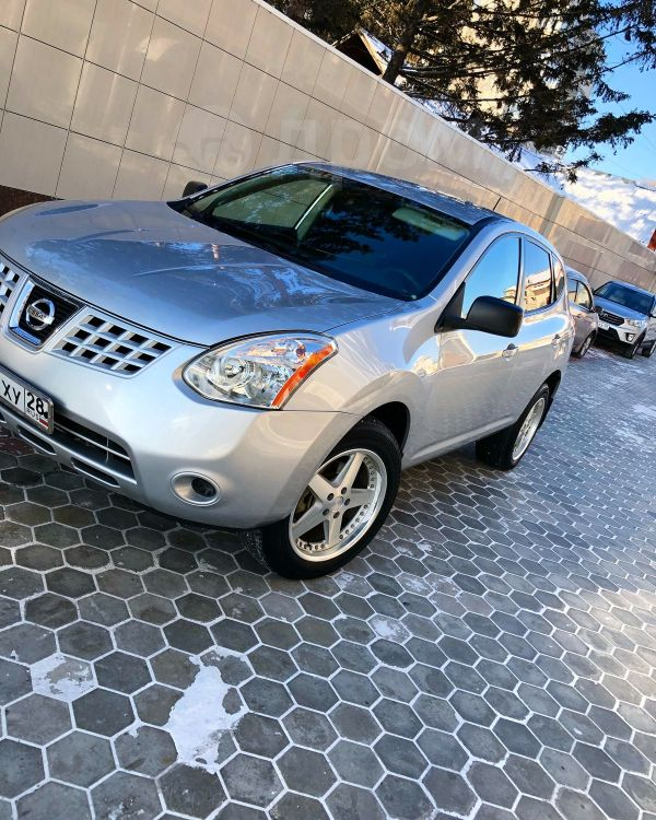 Nissan Rogue, 2009 год, 580 000 руб.