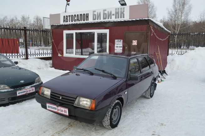 Лада 2109, 1997 год, 39 000 руб.