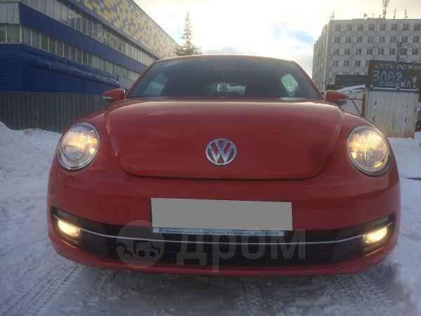 Volkswagen Beetle, 2013 год, 750 000 руб.