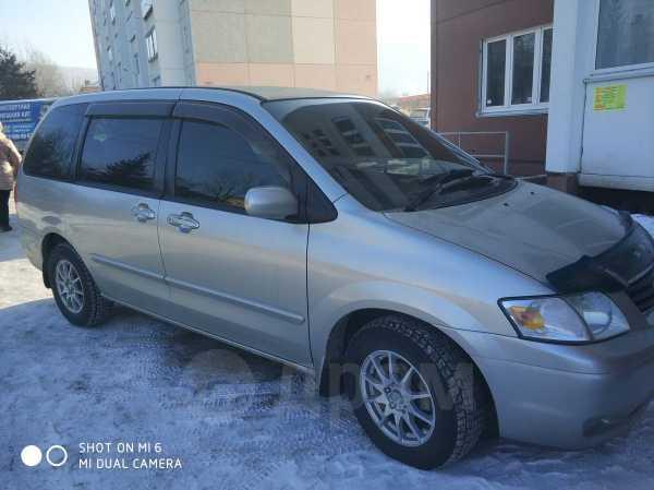 Mazda MPV, 2000 год, 400 000 руб.