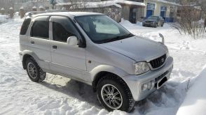 Новокузнецк Toyota Cami 2002