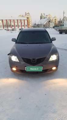 Губкинский Mazda3 2006