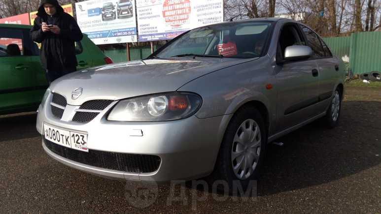 Nissan Almera, 2004 год, 239 000 руб.