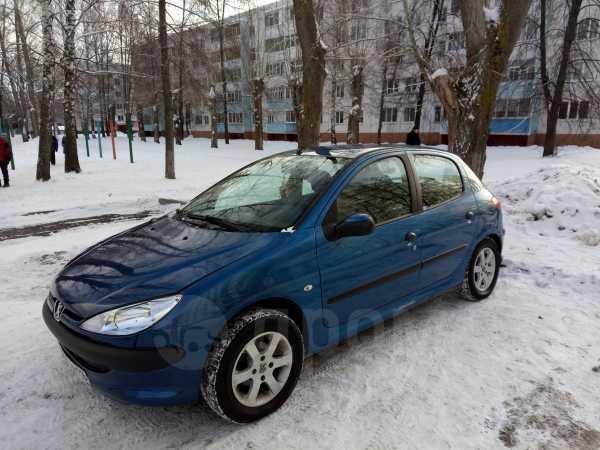 Peugeot 206, 2008 год, 180 000 руб.
