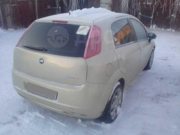 Fiat Grande Punto, 2006 год, 255 000 руб.