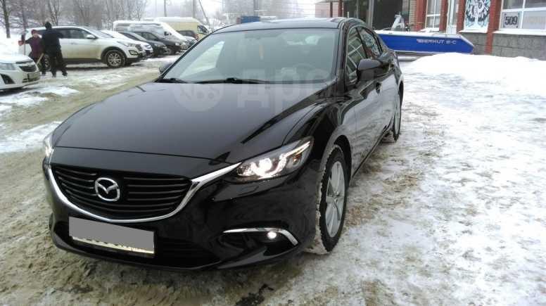 Mazda Mazda6, 2016 год, 1 600 000 руб.