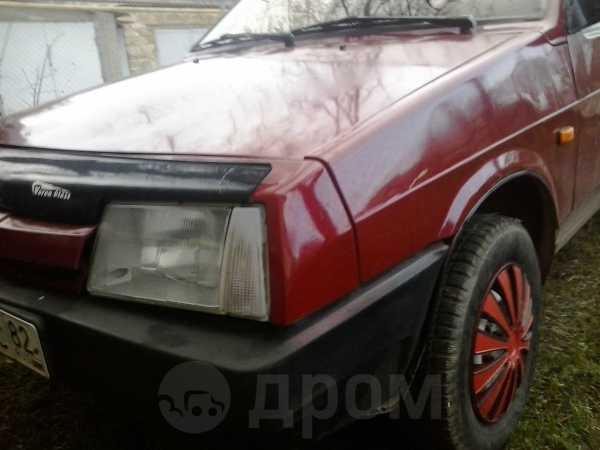 Лада 2109, 1987 год, 60 000 руб.