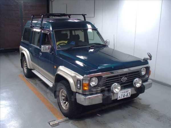 Nissan Safari, 1997 год, 673 999 руб.