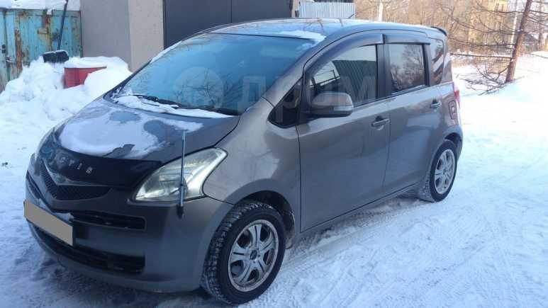 Toyota Ractis, 2005 год, 370 000 руб.