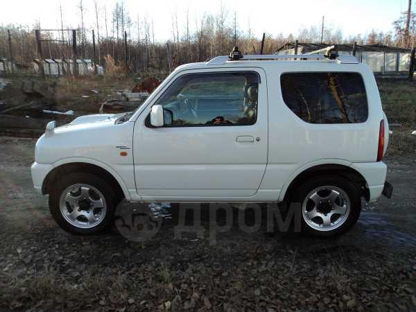 Suzuki Jimny, 2007 год, 517 000 руб.
