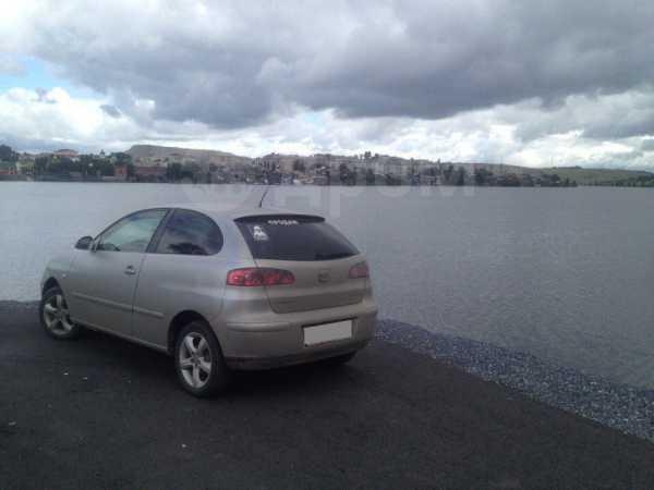 SEAT Ibiza, 2003 год, 170 000 руб.