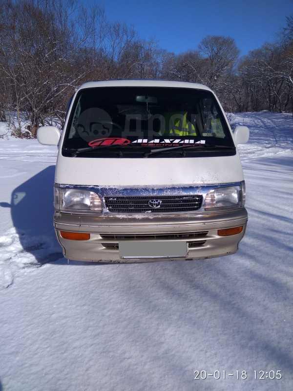 Toyota Hiace, 1988 год, 380 000 руб.