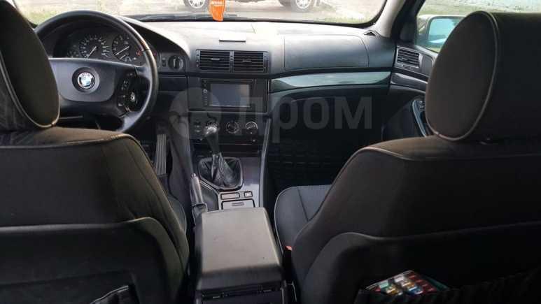 BMW 5-Series, 2003 год, 285 000 руб.