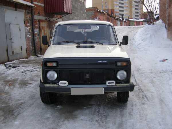 Лада 4x4 2121 Нива, 1998 год, 80 000 руб.