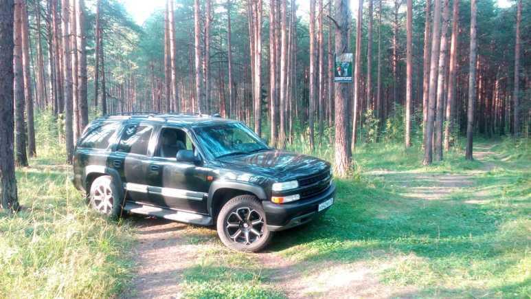 Chevrolet Tahoe, 2004 год, 650 000 руб.