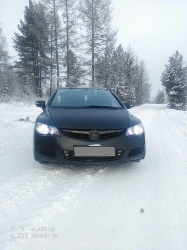 Honda Civic, 2007 год, 345 000 руб.
