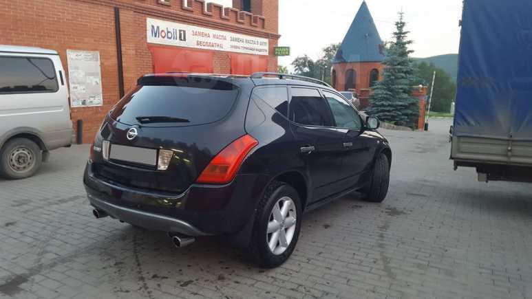 Nissan Murano, 2006 год, 525 000 руб.