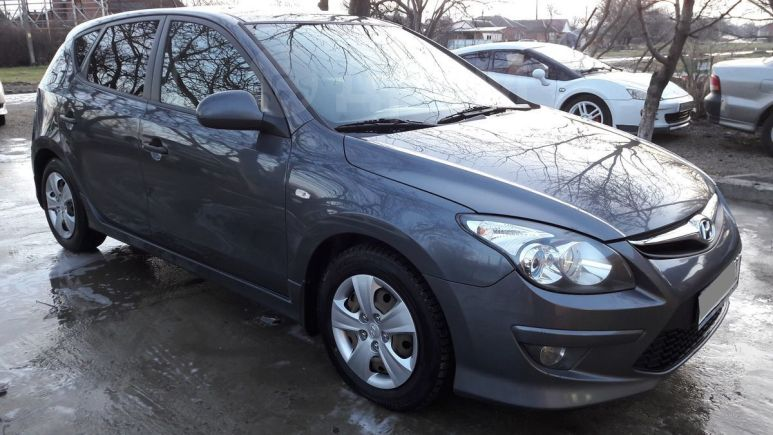Hyundai i30, 2010 год, 405 000 руб.