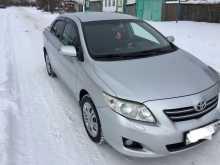 Курск Corolla 2008