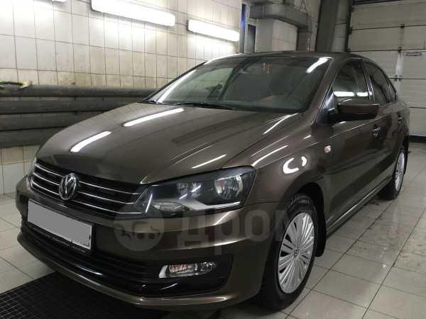 Volkswagen Polo, 2015 год, 623 000 руб.