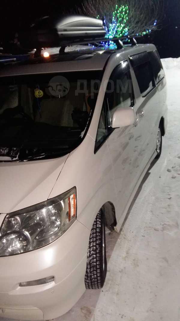 Toyota Alphard, 2004 год, 899 000 руб.