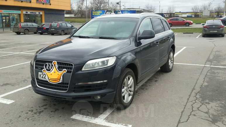Audi Q7, 2007 год, 1 120 000 руб.