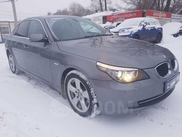 BMW 5-Series, 2007 год, 640 000 руб.