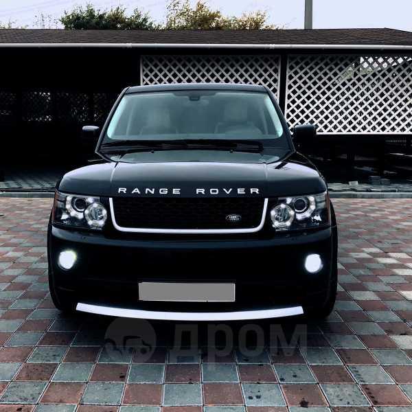 Land Rover Range Rover Sport, 2010 год, 1 550 000 руб.