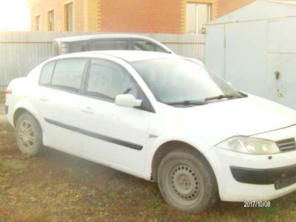 Renault Megane, 2005 год, 170 000 руб.