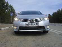 Чита Corolla 2013