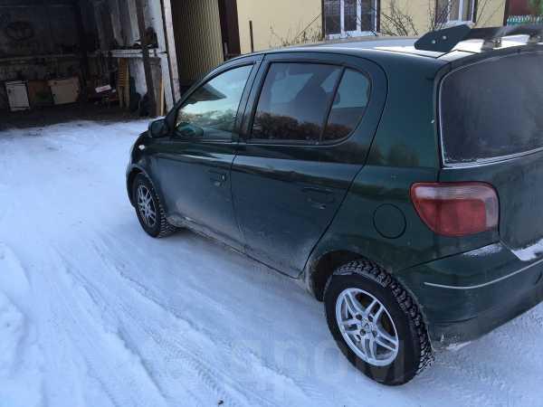 Toyota Vitz, 2001 год, 168 500 руб.