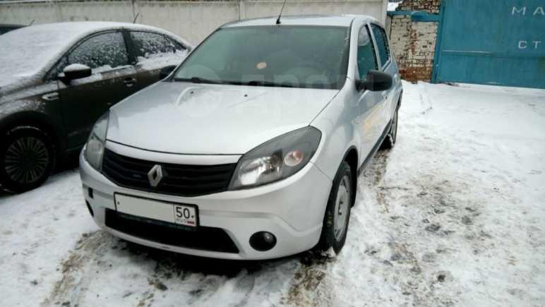 Renault Sandero, 2013 год, 295 000 руб.