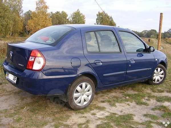 Renault Symbol, 2006 год, 195 000 руб.