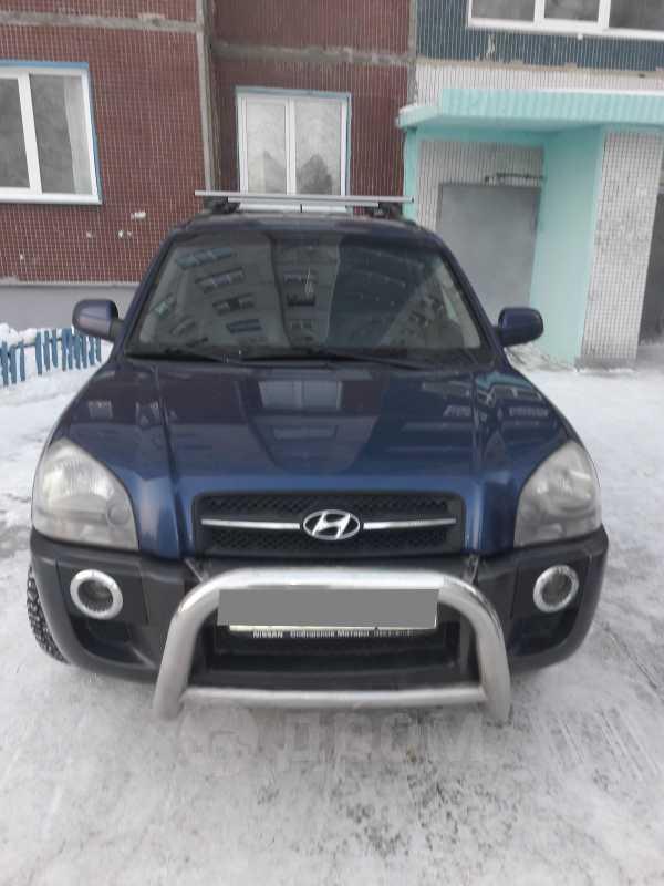 Hyundai Tucson, 2006 год, 545 000 руб.