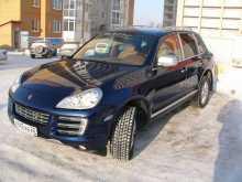 Барнаул Cayenne 2007