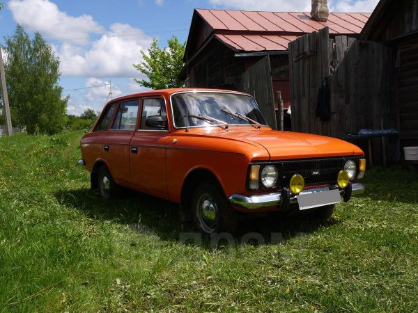 Москвич 412, 1982 год, 70 000 руб.