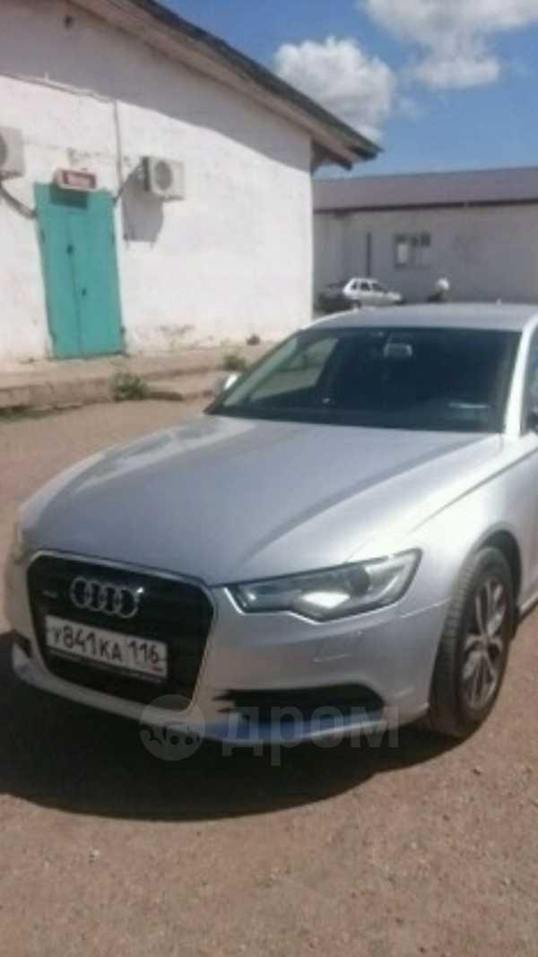 Audi A6, 2013 год, 1 550 000 руб.