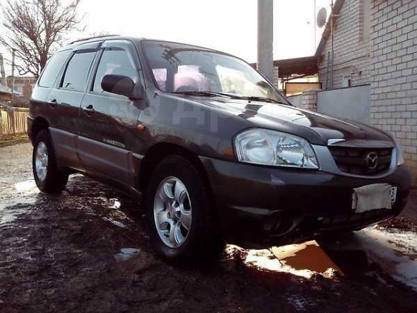 Mazda Tribute, 2002 год, 320 000 руб.